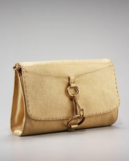 Donna Karan Large Envelope Clutch