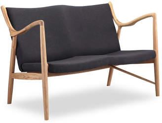808 Home Copenhagen 45 Mid-Century Modern Loveseat/Sofa