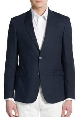 Tommy Hilfiger Regular-Fit Linen Sportcoat