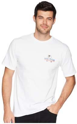 Volcom National Spirit Short Sleeve Basic Tee Men's T Shirt