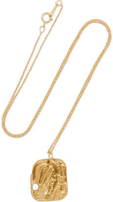 Alighieri - The Sorcerer Gold-plated Necklace