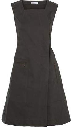 Tomas Maier Cotton-Blend Twill Dress