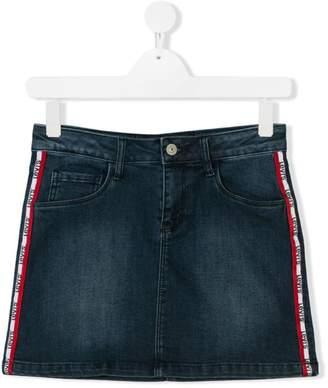 Levi's Kids TEEN side panel denim skirt
