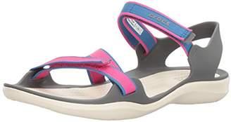 Crocs Women's Swiftwater Webbing Sandal W Sport