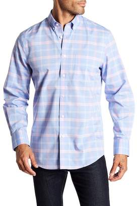 Nordstrom Plaid Print Regular Fit Shirt