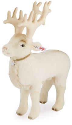 Steiff Limited Edition Winter Reindeer Stuffed Toy