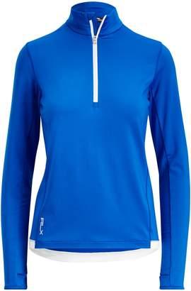Ralph Lauren Jersey Half-Zip Pullover
