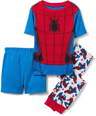 Crazy 8 Crazy8 Spider-Man 3-Piece Pajama Set