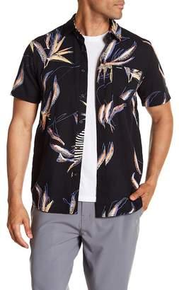 Volcom Motel Florals Classic Fit Shirt