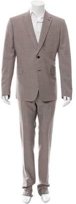 Valentino Virgin Wool Suit w/ Tags