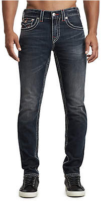 True Religion SLIM FIT BIG T JEAN