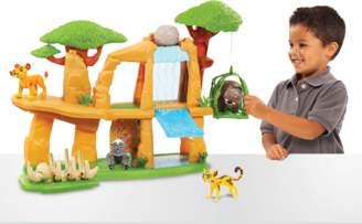 Disney The Lion Guard Lion Guard Battle for Pride Lands Play Set + figure