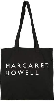Margaret Howell logo shopper tote