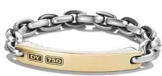 David Yurman Streamline Bracelet with 18K Gold