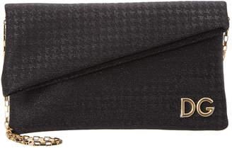 Dolce & Gabbana Knit Chain Clutch