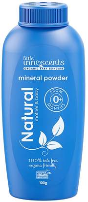 Little Innoscents Certified Organic Mineral Powder, 100g