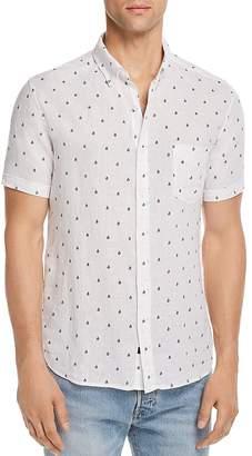 Rails Carson Mini Sailboat Button-Down Shirt
