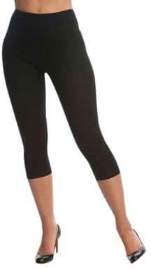 Lysse Capri Stretch Cotton Shaping Leggings