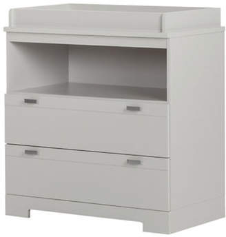 SOUTH SHORE Reevo Changing Table with Storage