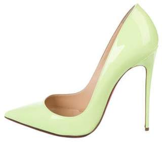 Christian Louboutin So Kate Patent Leather Pumps Neon So Kate Patent Leather Pumps