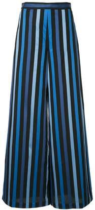 Osman striped palazzo trousers
