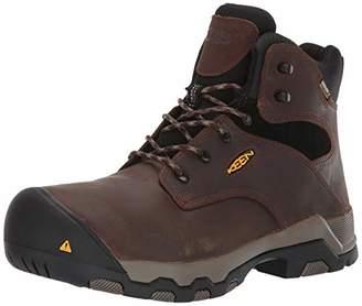 """Keen Men's Rockford 6"""" Composite Toe Waterproof Work Boot"""