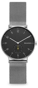 Skagen Aaren Stainless Steel Bracelet Watch