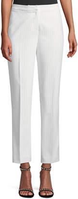Tahari ASL Candace Pinstripe Slim Pants