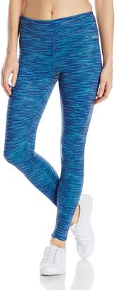 Spalding Women's Warm Systems Spacedye Print Ankle Legging