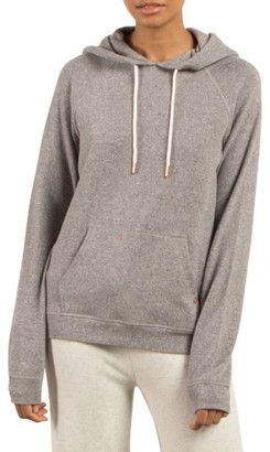 Women's Volcom Lil Fleece Pullover $49.50 thestylecure.com