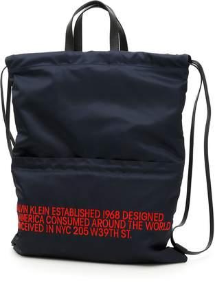 Calvin Klein Drawstring Backpack
