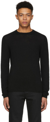 Prada Black Cashmere Sweater