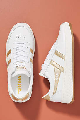 Gola Grand Slam Leather Sneakers