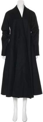 Christian Dior Wool Long Coat w/ Tags