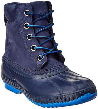 Sorel Youth Cheyanne Ii Waterproof Suede Boot