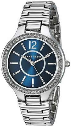 Anne Klein Dress Watch (Model: AK/1855NVSV)