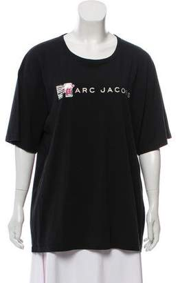 Marc Jacobs MTV Print T-Shirt w/ Tags