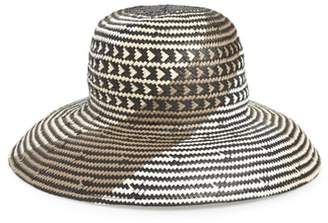 BCBGMAXAZRIA Woven Hat