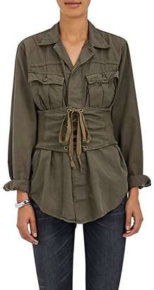 NSF Women's Bellamy Cotton Canvas Shirt