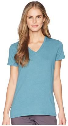 Carhartt Lockhart Short Sleeve V-Neck T-Shirt Women's T Shirt