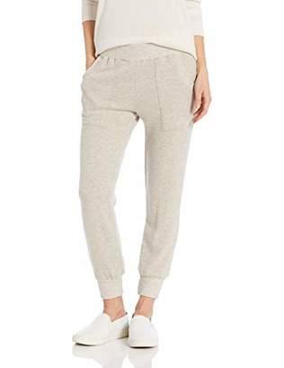 Three Dots Women's QQ6172 Brushed Sweater Jogger Pant