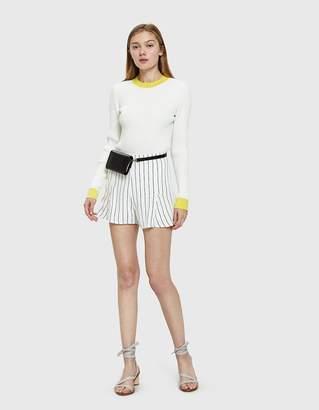 Farrow Camila High-Waisted Shorts