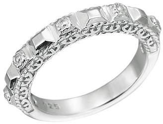 Alor Delatori by Delatori By Silver Ring