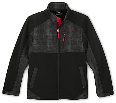 JCPenney Vertical 9 Soft-Shell Jacket - Boys 6-20