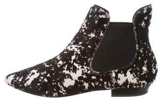 Giuseppe Zanotti Pointed-Toe Ankle Boots