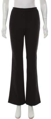 Givenchy Mid-Rise Flared Pants