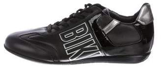 Bikkembergs Leather Logo Sneakers