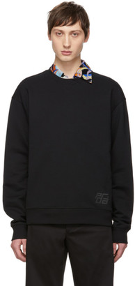 Prada Black Logo Sweatshirt