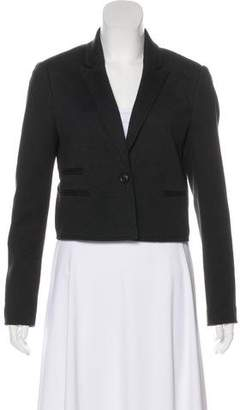 Thakoon Cropped Fitted Blazer