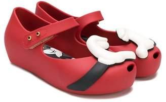 Mini Melissa mickey mouse ballerina shoes